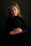 Sueño de la niña Fotografía de archivo libre de regalías