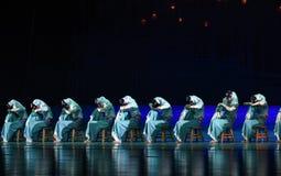 """Sueño del """"The del drama de la Formación-danza del  de seda marítimo de Road†Imagen de archivo libre de regalías"""
