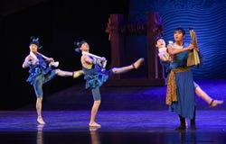 """Sueño del """"The del drama de la Goosestep-danza del  de seda marítimo de Road†Imagenes de archivo"""
