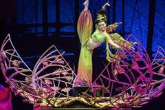 """Sueño del """"The del drama de la Phoenix-danza del  de seda marítimo de Road†Imagen de archivo libre de regalías"""