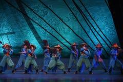 """Sueño del """"The del drama de la Remero-danza del  de seda marítimo de Road†Imágenes de archivo libres de regalías"""