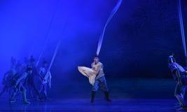 """Sueño del """"The del drama de la Singlehero-danza del  de seda marítimo de Road†Fotos de archivo libres de regalías"""