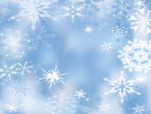 Sueño del invierno Fotografía de archivo libre de regalías