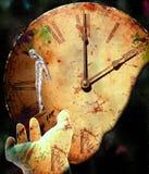 Sueño del tiempo Foto de archivo