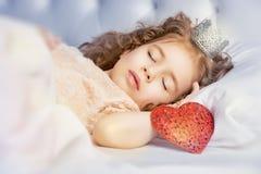 Sueño dulce Foto de archivo libre de regalías