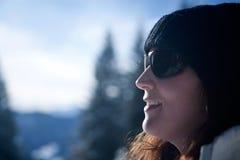 Sueño en invierno Fotos de archivo libres de regalías
