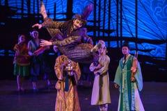 """Sueño extraordinario del """"The del drama de la habilidad-danza del  de seda marítimo de Road†Fotografía de archivo"""