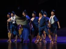 """Sueño náutico del """"The del drama de la carta-danza del  de seda marítimo de Road†Imagenes de archivo"""