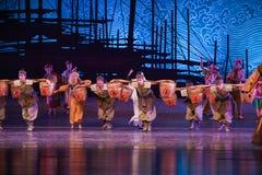 """Sueño nativo del """"The del drama de la producto-danza del  de seda marítimo de Road†Imágenes de archivo libres de regalías"""