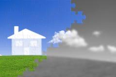 Sueño o realidad Imagen de archivo libre de regalías