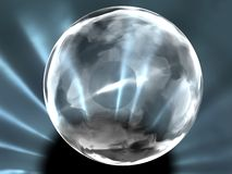 Sueño transparente Fotografía de archivo libre de regalías
