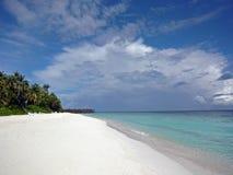 Sueño tropical de la playa Imagen de archivo libre de regalías