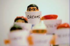 sueños Imágenes de archivo libres de regalías