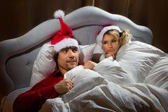 Sueños de Christmass Foto de archivo