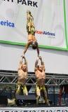 Sueños de Cirque Foto de archivo libre de regalías