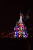 Sueños de Disney de la Navidad Foto de archivo libre de regalías
