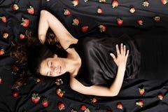 Sueños de la fresa Imagen de archivo