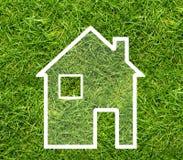 Sueños de las propiedades inmobiliarias Imagen de archivo