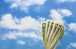 Sueños del dinero Imagenes de archivo