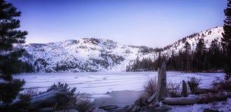 Sueños del lago castle Foto de archivo libre de regalías