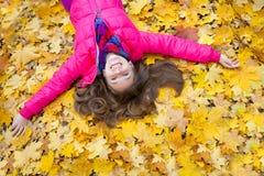Sueños del otoño Foto de archivo
