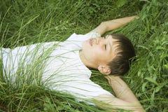 Sueños del verano Fotografía de archivo libre de regalías
