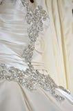 Sueños del vestido de boda Imagen de archivo libre de regalías