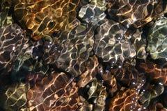 Sueños ondulados de los días de verano en sostenido de f foto de archivo