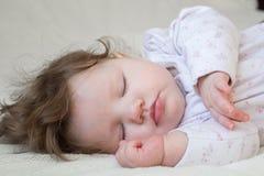 Sueños pequeños de un niño Fotografía de archivo libre de regalías