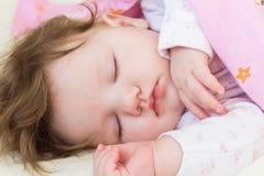 Sueños pequeños de un niño Imagenes de archivo