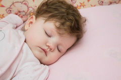 Sueños pequeños de un niño Imágenes de archivo libres de regalías