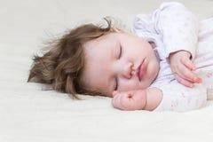 Sueños pequeños de un niño Fotos de archivo libres de regalías