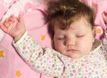 Sueños pequeños de un niño Imagen de archivo libre de regalías