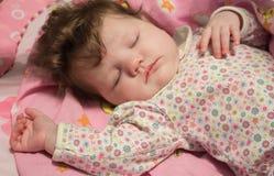 Sueños pequeños de un niño Fotografía de archivo