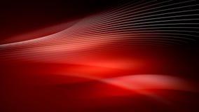 Sueños rojos ilustración del vector