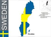 Suecia Imagenes de archivo