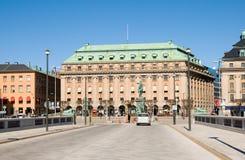 Suecia. Estocolmo Fotos de archivo