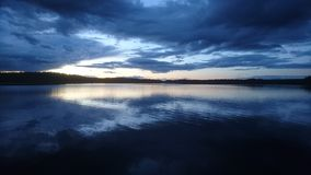 Suecia por la tarde Fotos de archivo