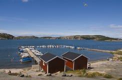 Suecia Skagerrak Imagen de archivo
