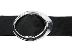 Suede belt Royalty Free Stock Image