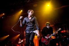 Suede concert Stock Photo