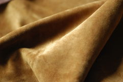 Suede Leather Royalty Free Stock Images