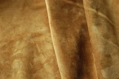 Suede Leather Royalty Free Stock Photography