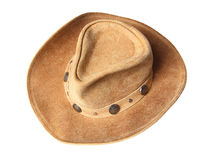 Suede stetson Royalty Free Stock Images