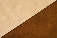 Suede texture material Stock Images