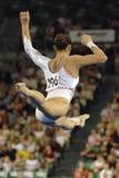 Suelo 02 del gimnasta Imagen de archivo