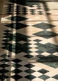 Suelo de azulejo Fotografía de archivo libre de regalías