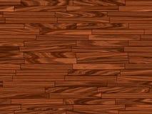 Suelo de entarimado marrón caliente Fotos de archivo