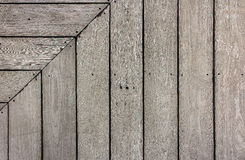 Suelo de madera Fotografía de archivo libre de regalías