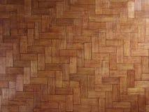 Suelo de madera de la tarjeta Fotografía de archivo libre de regalías